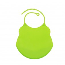 Waterproof Silicone Baby Bib Soft Cute Bibs for Infant Kids Apron Saliva Towel