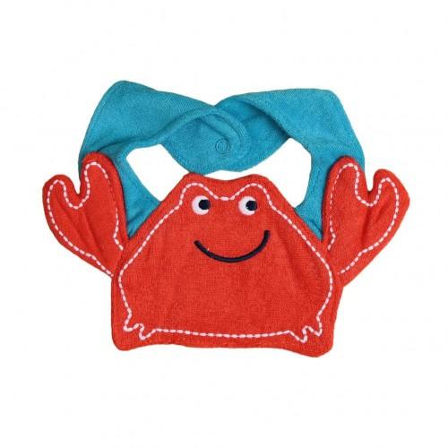 Cute Baby Kids Infant Cartoon Animal Bibs Waterproof Soft Saliva Towel Teething Bib Toddler Burp Cloths
