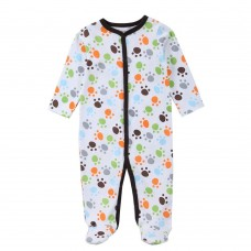 Baby Coveralls Rompers Set Unisex 100% Cotton Jumpsuit Footsies Clothing For Newborn Baby Infant 0-3M